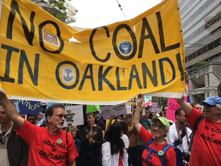 Green Sunday: No Coal in Oakland: An Update @ Niebyl Proctor Library | Oakland | California | United States
