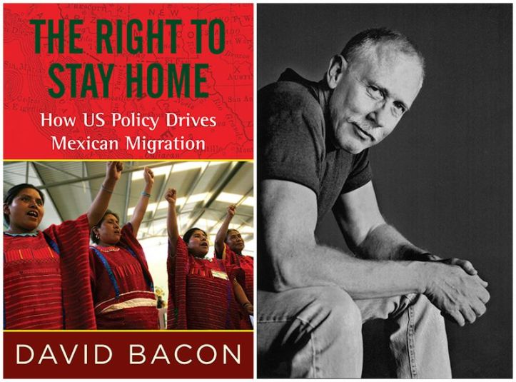 "Green Sunday: David Bacon on ""Free Trade, Chained Workers, and the Right to Stay Home"" @ Niebyl Proctor Library 